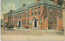TRANSVAAL 1900 Very Fine Mint Postcard POTCHEFSTROOM – Transvaal, Post Office - Correos & Carteros