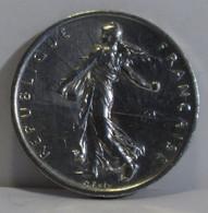 Réf 429430 - 1960 - 5 Francs Argent - La Semeuse - O. ROTY - J. 5 Francs