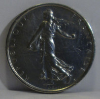 Réf 431432 - 1962 - 5 Francs Argent - La Semeuse - O. ROTY - J. 5 Francs