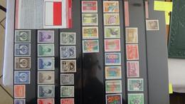 R95 Sur Feuilles D'album SAFE, Collection De Timbres ** D'Indonésie ...Voir Commentaires.  A Saisir !!! - Collections (with Albums)