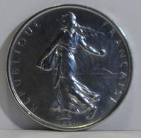 Réf 433434 - 1962 - 5 Francs Argent - La Semeuse - O. ROTY - J. 5 Francs