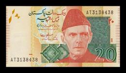 Pakistán 20 Rupees 2009 Pick 55c SC UNC - Pakistan