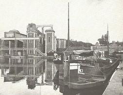 G0088 France - Saint-Omer - L'ascenseur Des Fontinettes - Stampa 1923 - Print - Stampe & Incisioni