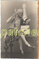 Echtfoto-Werbekarte Frau Mit Deinhard Sekt, Koblenz, 1928 - Koblenz
