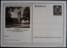 DR Bildpostkarte P 236  DV 40-153-1-B5 Ungelaufen - Magdeburg Dom (2550) - Stamped Stationery