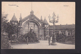 D34 /   Osnabrück Bahnhof 1924 - Unclassified