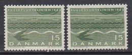 Dänemark 1963 ** Mic: 413x+y / Xz665 - Unclassified