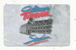 CALENDRIER Petit Format , 1998 , Collége TURENNE ,08 , SEDAN ,2 Scans - Kleinformat : 1991-00