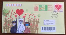 Jiankangbao APP Dynamic Management,CN20 Tangshan Help One Another To Fight COVID-19 Novel Coronavirus Pneumonia PSE - Malattie