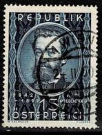 Österreich 1949,Michel# 947 O - 1945-60 Ungebraucht