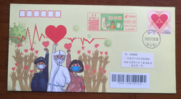 Take Your Temperature,CN 20 Tangshan Help One Another In Defense Work To Fight COVID-19 Novel Coronavirus Pneumonia PSE - Malattie