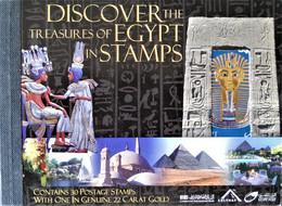 PATRIMOINE CULTUREL EGYPTIEN 2004 - CARNET PRESTIGE - YT C1806 - SUPERBE !! - Nuevos