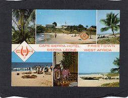 100887    Sierra  Leone,  Cape  Sierra Hotel,  Freetown,  West  Africa,  VGSB - Sierra Leone