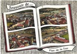 D 83.  LE PLAN DE LA TOUR. MULTIS VUES - Otros Municipios