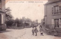 Trévières, Route Du Calvaire - Altri Comuni