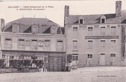 Balleroy, Hôtel-Restaurant De La Place - Altri Comuni