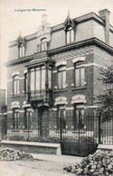 LUINGUE  LEZ  MOUSCRON  Voyagé En 1908 - Mouscron - Moeskroen