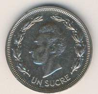 ECUADOR 1975: 1 Sucre - Ecuador
