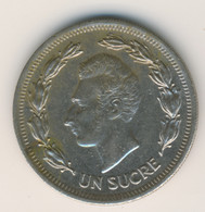 ECUADOR 1974: 1 Sucre - Ecuador