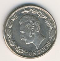 ECUADOR 1971: 1 Sucre, KM 78b - Ecuador