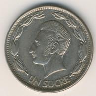 ECUADOR 1970: 1 Sucre, KM 78b - Ecuador
