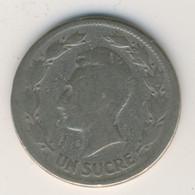 ECUADOR 1946: 1 Sucre, KM 78 - Ecuador
