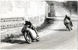 Carte Photo MOTO - 10 Mai 1959 Circuit De Bourg-en-Bresse - Sport Moto