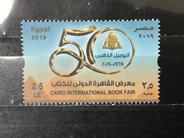 Egypte / Egypt - Postfris / MNH - 50 Jaar Boekenbeurs Van Cairo 2019 - Unused Stamps