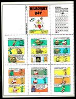 """Mini-récit N° 554 - """"BILBOQUET BOY"""" De Noël BISSOT - Suplément à Spirou - Non Monté. - Spirou Magazine"""