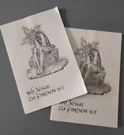 Livret : Wo Jesus Zu Finden Ist (Oberammergau) - Other