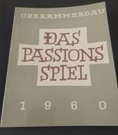 Oberammergau- DAS PASSIONS SPIEL  1960 - Other