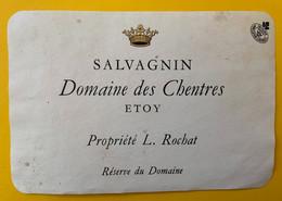 18934 -  Salvagnin Domaine Des Chentres Etoy L. Rochat - Altri