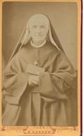 PHOTOGRAPHIE SUR CARTON SOEUR - Oud (voor 1900)