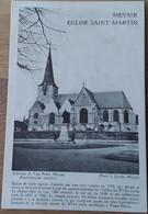 Meise Meysse Eglise Saint-Martin - Meise