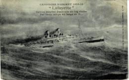 : Bateaux De Guerre - Lot De 3 Cartes Postales ( Voir Scan) - Navire Hôpital - Warships