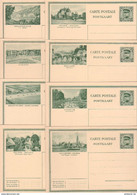 Belgique - Cartes Illustrées Commémorative Neuve Série Nr. 9 - Série Complète - 25 Cartes Neuve - 17640 - Illustrierte Karten
