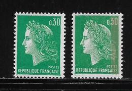FRANCE  ( FR6 - 635 )  1969  N° YVERT ET TELLIER  N° 1611/1611b   N** - Ungebraucht