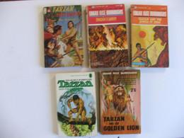 Tarzan 5 Livres En Anglais - Other
