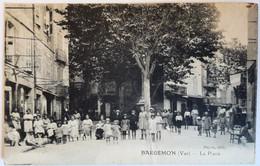 BARGEMON - La Piace - Bargemon