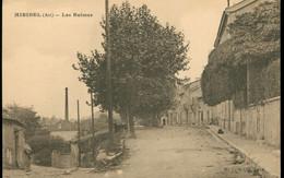 CPA - MIRIBEL - Les Balmes - Non Circulée - Otros Municipios