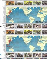 ETATS UNIS  WAR 1939 1945 - Blocks & Sheetlets