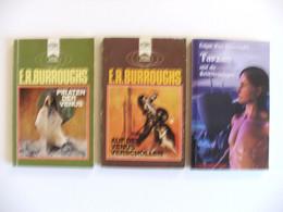 Tarzan 1 Livre Et 2 Livres Cycle De Venus En Allemand - Other