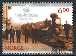 Norwegen Norway 2004. Mi.Nr. 1507, Used O - Gebraucht