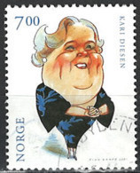 Norwegen Norway 2001. Mi.Nr. 1396, Used O - Gebraucht
