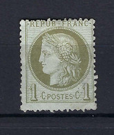 Frankreich Mi.45 * Kat.36,-€ - 1871-1875 Ceres