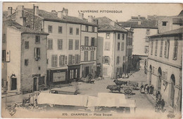 CHAMPEIX   PLACE SOUPEL - Other Municipalities