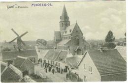 Moerzeke , Panorama - Hamme