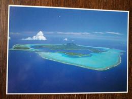 L34/602 BORA-BORA - Vue Aérienne - French Polynesia