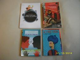 Lot De 4 Livres Pour Enfant - Wholesale, Bulk Lots