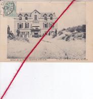 CP 62   -     CAMIERS - SAINTE CECILE PLAGE -   HOTEL DE LA PLAGE - Unclassified